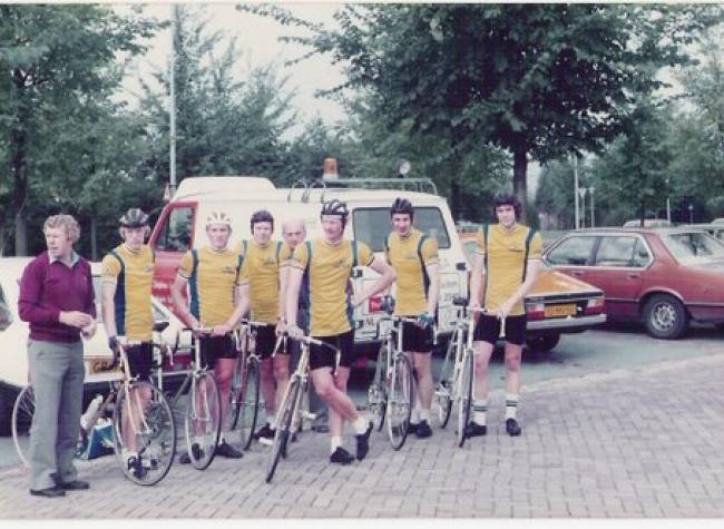 1984 Clubkampioenschappen Dronten